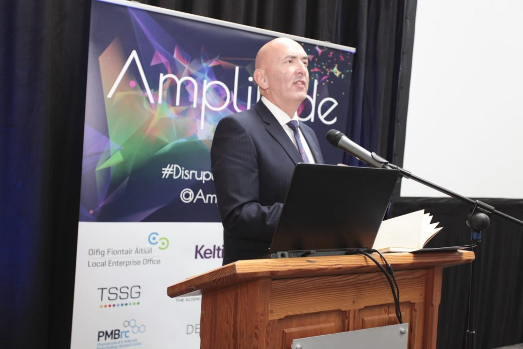 541 Amplitude Conference All & Groups 03 10 2018 10 18 WIT Photos- George Goulding